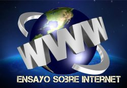Ensayo sobre internet