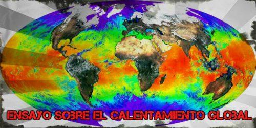 Ensayo sobre el calentamiento global