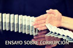 ENSAYO SOBRE CORRUPCION