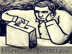 Ensayo sobre democracia