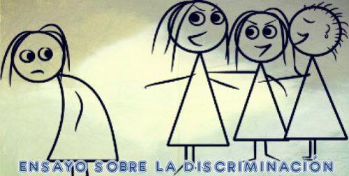 Ensayo sobre disriminación
