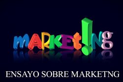 Ensayo sobre marketing