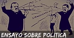 Ensayo política