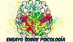 ensayo sobre psicología