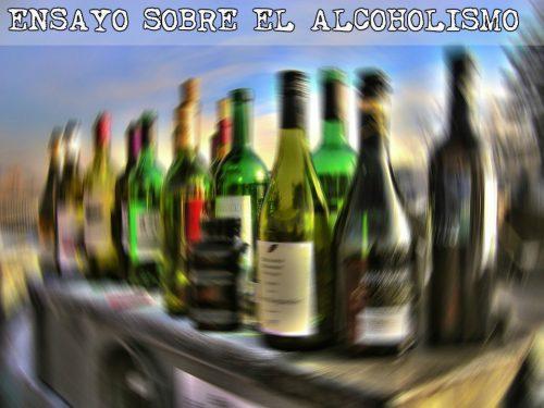 Ensayo sobre alcoholismo