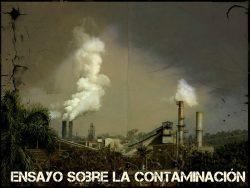 Ensayo sobre la contaminación
