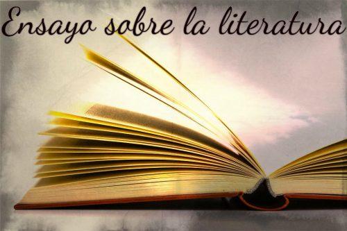 Ensayo sobre la literatura