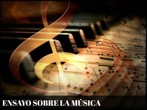 Ensayo sobre la música