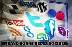 Ensayo sobre redes sociales