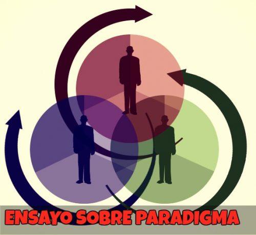 Ensayo sobre paradigma