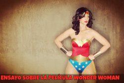 Ensayo sobre Wonder woman