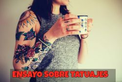 Ensayo sobre tatuajes